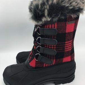 Waterproof Flannel Comfy Winter ❄️ Boots
